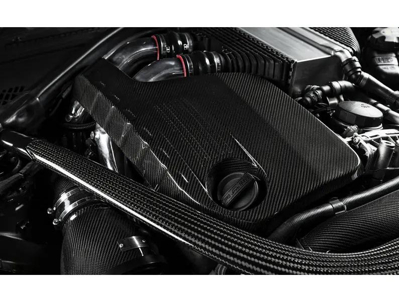 CARTER COPRIMOTORE EVENTURI IN CARBONIO PER BMW SERIE 2 M2 COMPETITION F2X F87