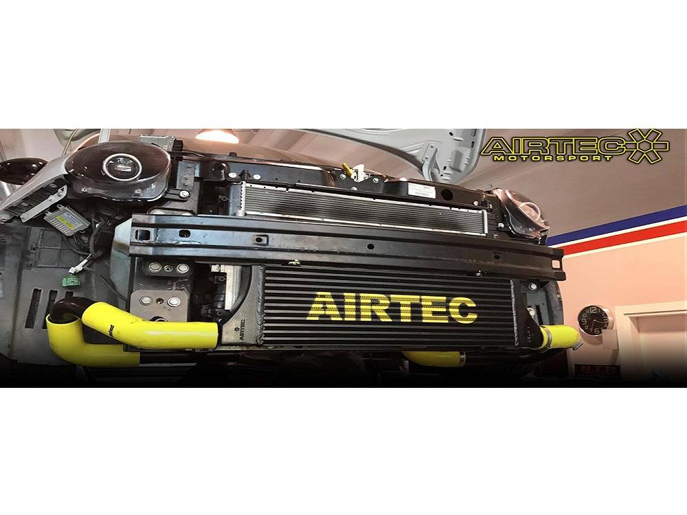 INTERCOOLER MAGGIORATO AIRTEC 500 ABARTH (CAMBIO MANUALE)