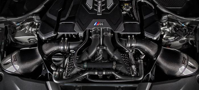 ASPIRAZIONE DIRETTA EVENTURI PER BMW SERIE 5 M5 F9X G3X