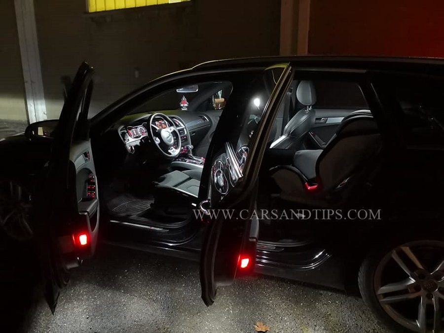 KIT LED INTERNO AUDI A4 B8 AVANT COMPLETO